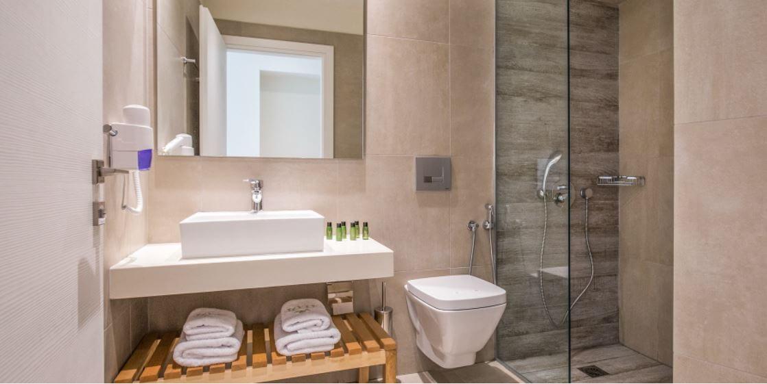 Hotel Aloe Boutique Suites - Badeværelse
