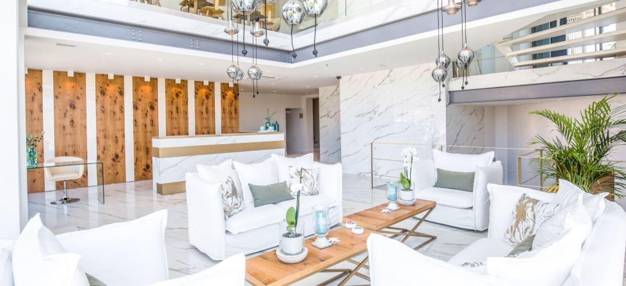 Hotel Aloe Boutique Suites - Lounge