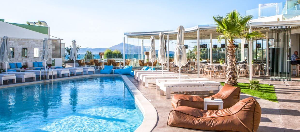 Hotel Aloe Boutique Suites - Pool